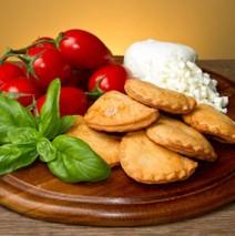 Panzerotti – gefüllte Teigtaschen auf Italienisch