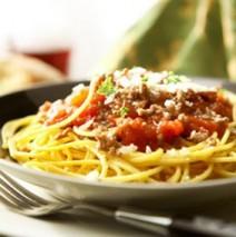 Spaghetti alla bolognese – Pasta mit Hackfleischsauce