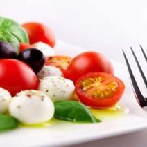 Insalata Caprese – Tomaten-Mozzarella Salat