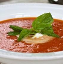 Zuppa di pomodoro – Tomatensuppe