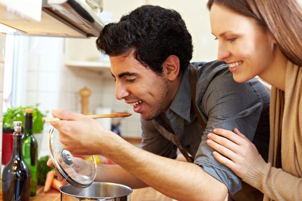 Italienisch Kochen in Die Italienische Küche - Kochen mit Genuss