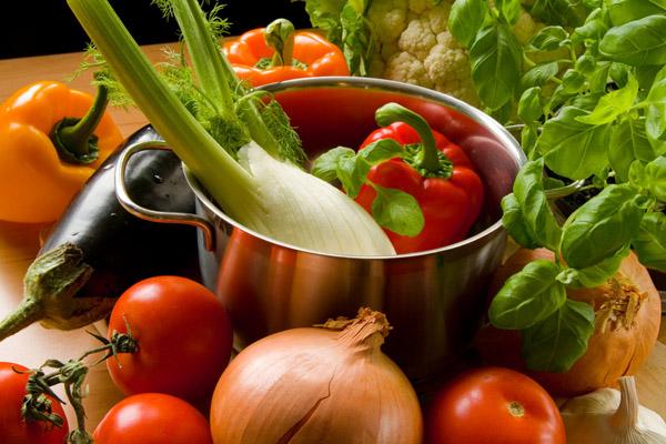 Italienische Gerichte in Die Italienische Küche - Kochen mit Genuss