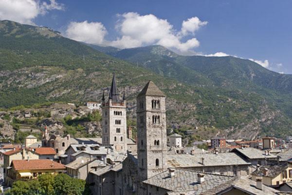 Wunderschöne Landschaft - Piemont