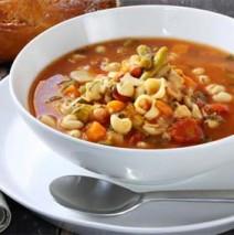Minestrone – Die Italienische Gemüsesuppe