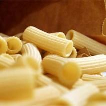 I Tubettini 'Cacio e Pepe' – Tubettini mit Käse und Pfeffer
