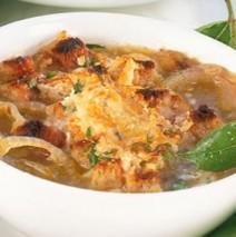 La Zuppa di Cipolle – Zwiebelsuppe
