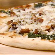 Pizza alle vongole – Pizza mit Muscheln