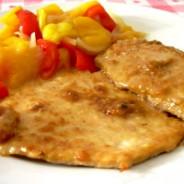 Scaloppine al marsala – Schnitzel mit Marsalasauce