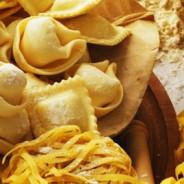 Tortellini ai funghi – Pasta mit Steinpilzen